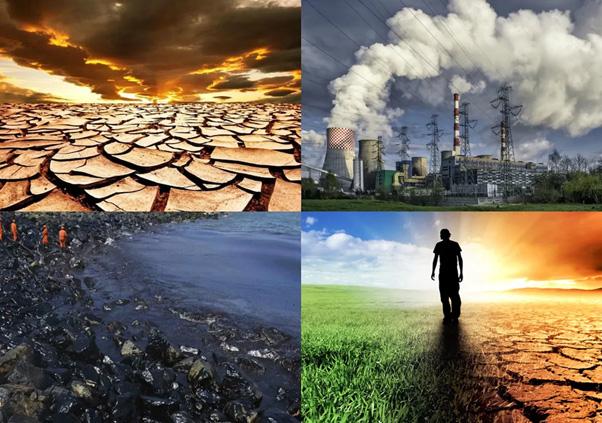 Hành vi ô nhiễm môi trường có thể bị xử lý hình sự.